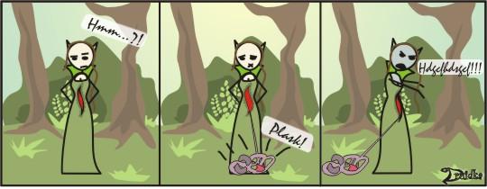druid zombie