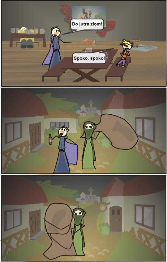 nie zadzieraj z druidem