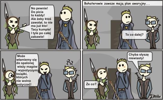 druidka komiks