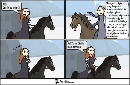110 druidka komiks